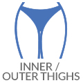 Inner/Outer Thighs