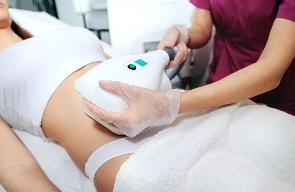 Coolsculpting treatment