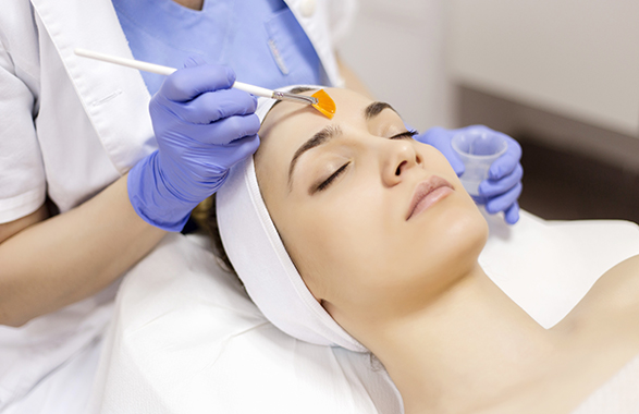 BRIGHTENING FACIAL FOR HYPER-PIGMENTED SKIN