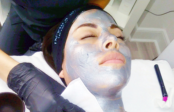 Cryogenic Facial